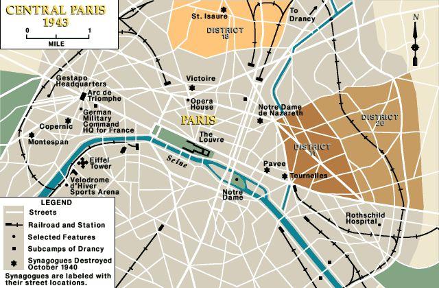 Holocaust Paris