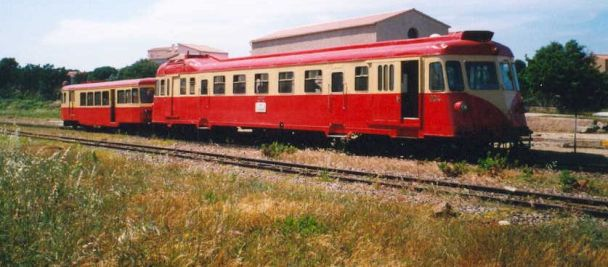 Planning Your Trip to Corsica - Train
