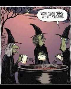 Francophile Halloween