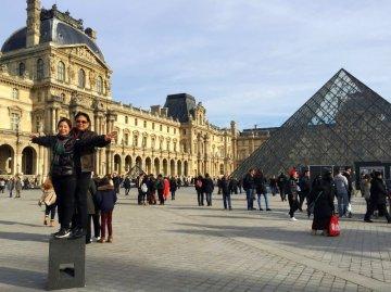 Perfect Parisian Romantic Day