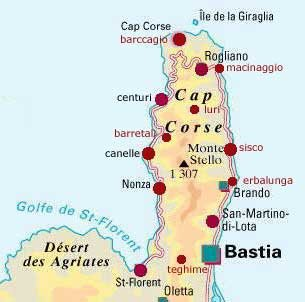 Cap Corse driving route - What to see and do in Corsica