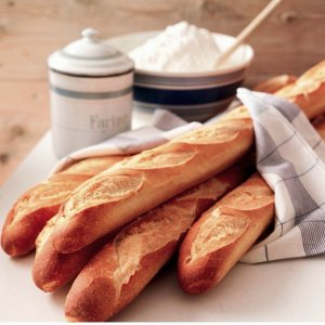 320 baguettes are produced every second in France