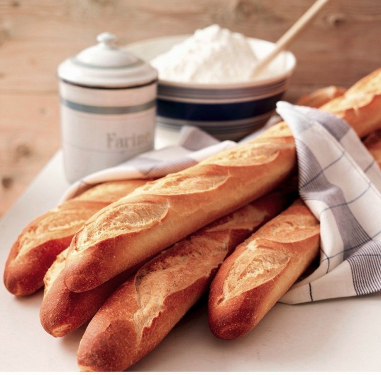 Friday Fun Facts - 320 baguettes are produced every second in France