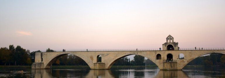 Did You Know? Friday Fun Facts - Pont d'Avignon