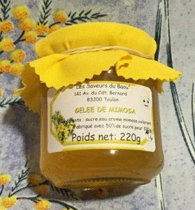 Route du Mimosa - Mimosa Lemon Jelly