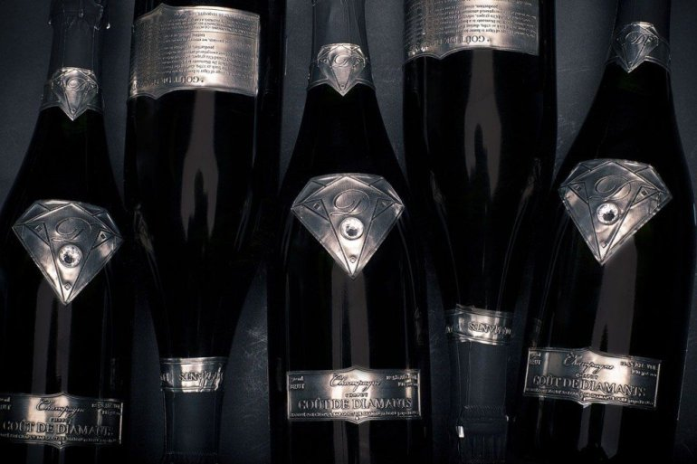 Gout Diamont - French Champage