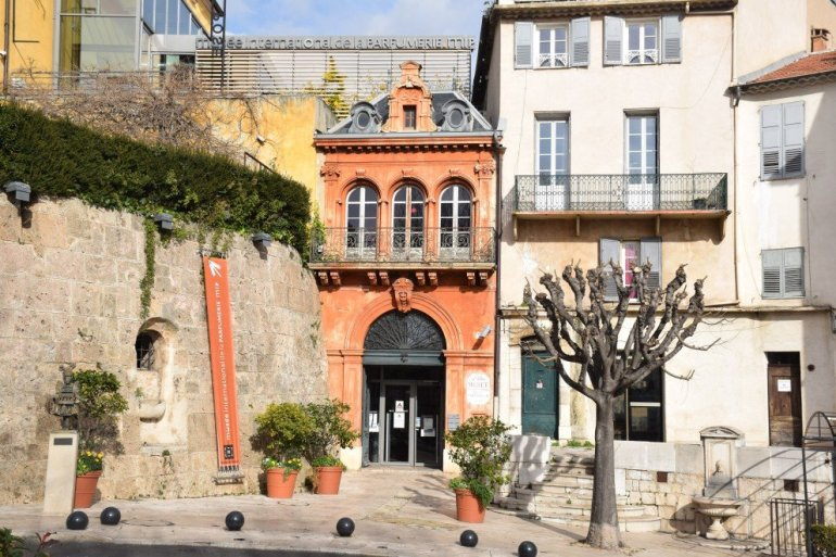 Route du Mimosa Itinerary - Grasse