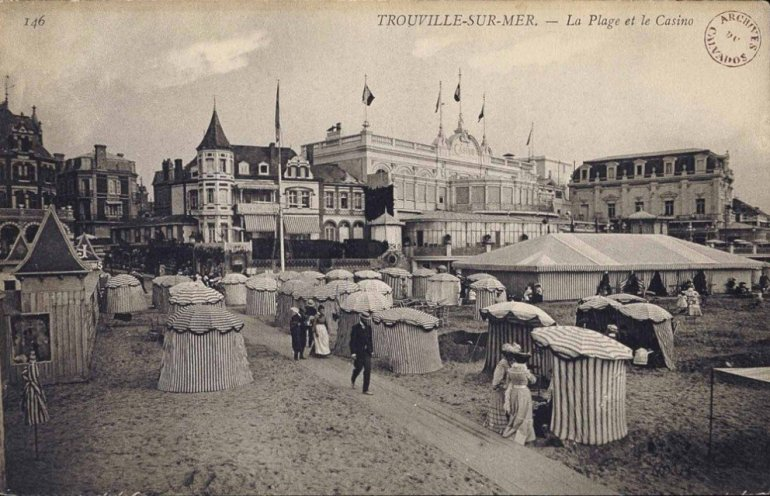 Grandmothers's French Butter Cookies - Trouville