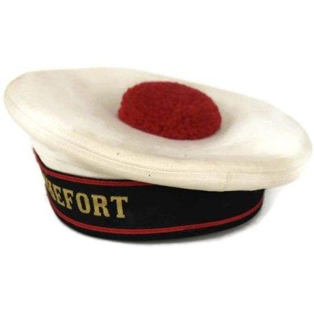 La Marinière - French Sailor's Shirt - pompom hat
