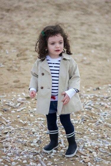 La Marinière - French Sailor's Shirt - child