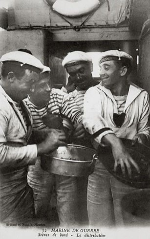La Marinière - French Sailor's - cooking