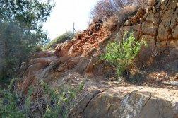 Provence's Blue Coast - rough path towards Calanque de Figuieres