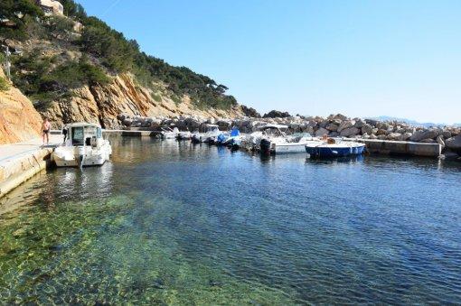 Provence's Blue Coast