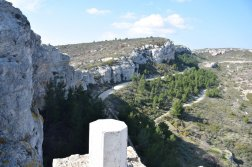 Provence's Côte Bleue - views from the Fort Niolon