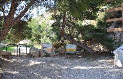 La Côte Bleue depuis Niolon - Provence's Côte Bleue - Chemin des Poseurs Parking Lot