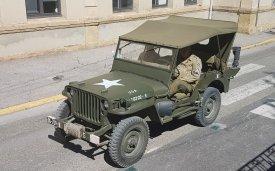 USA Jeep - La Roque d'Anthéron