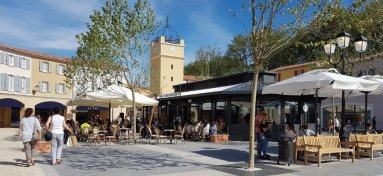 French Designer Factory Outlet Mall - Miramas PACA