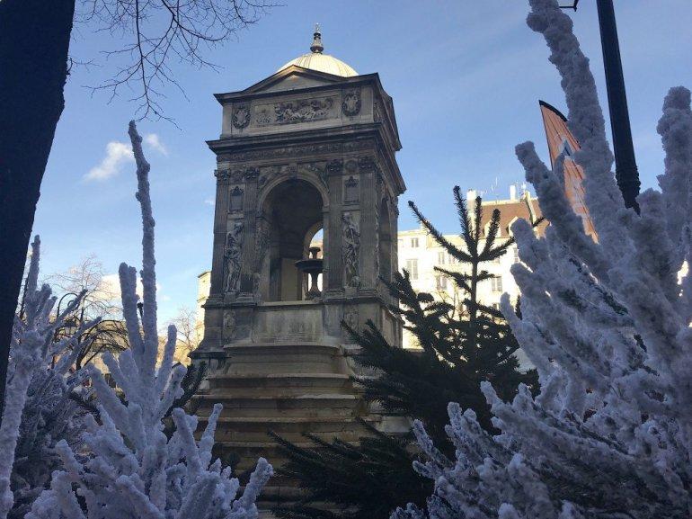 Paris Holiday Season - Les Halles