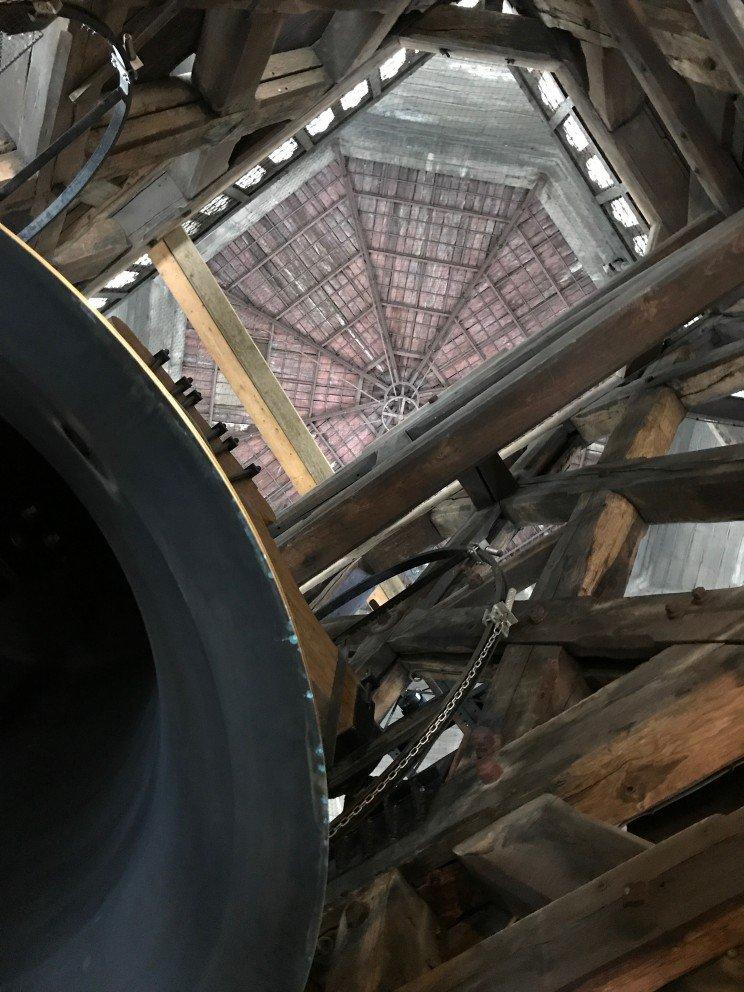 Honoring Notre-Dame-de-Paris - Bell structure