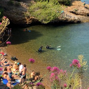 Silent Sunday - La Ciotat - Beach - Provence