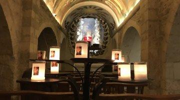 Silent Sunday - Goult - Notre Dame de l'Eternelle Lumière - Santuaire - Sanctuary