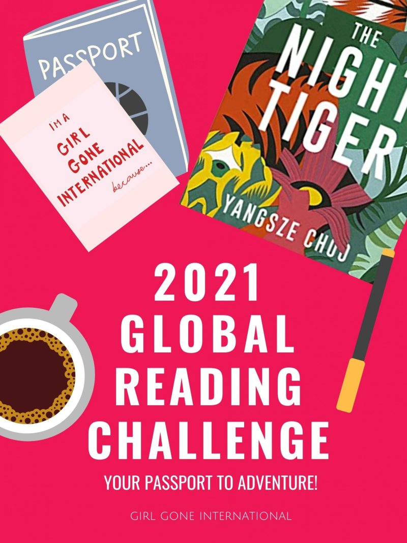 1st Annual Global Reading Challenge — Your Passport to Adventure