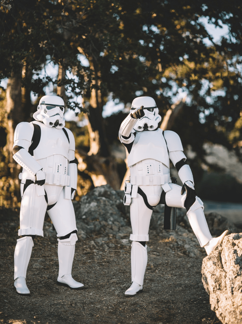 Star Wars and the World of Cosplay: Strong Women Needed