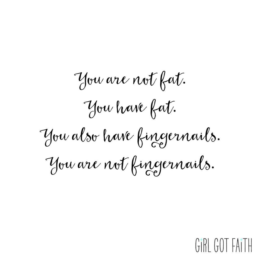 Love The Skin You Re In Girl Got Faith