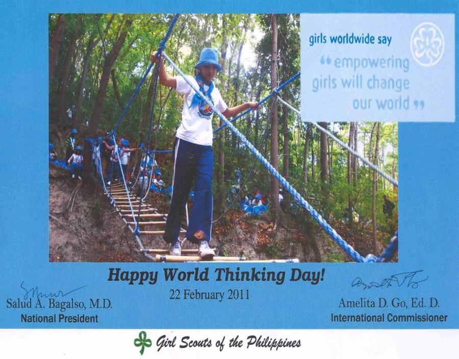 WTD greetings from The Philipines