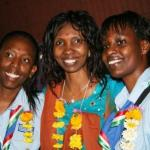 WAGGGS' Young Women's World Forum 2011