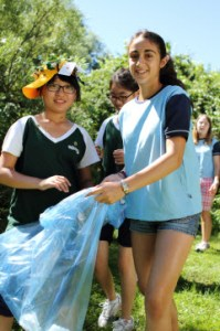 Girl Guides' Green Citizens