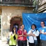 Delegates at YWWF 2011, India. Photo Courtesy Ali Peters.
