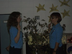 Girl Guide Brownie Enrollment Ceremony