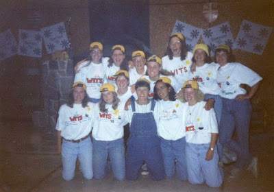 Doe Lake WITs - July 1992