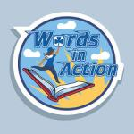 words in action crest