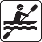 kayak graphic