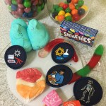 There's science in everything - even candy! Our unit held a candy and STEM sleepover.