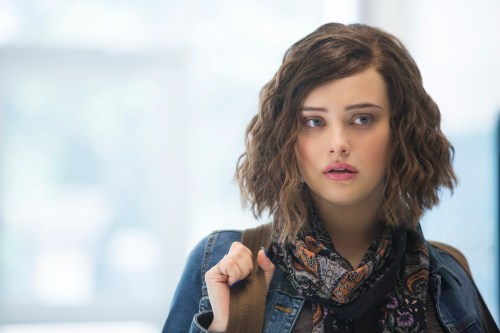 Character Hannah Baker from Netflix series 13 Reasons Why