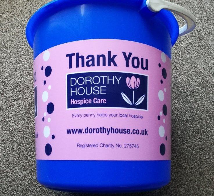 Bath Guides Raise £279 for Dorothy House
