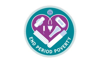 End Period Poverty Badges