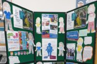 Yeo Vale recruitment drive in Yatton Library