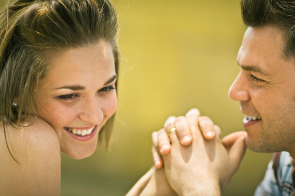 How to have a relationship with a shy girl
