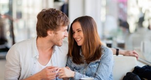 How to Read Man's Body Language for Flirting