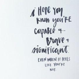 youre-capable-brave-life-daily-quotes-sayings-pictures
