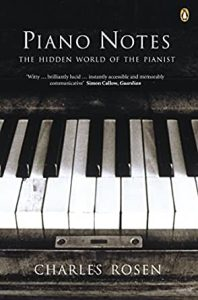 Book Cover: Piano Notes: The Hidden World of the Pianist by Charles Rosen