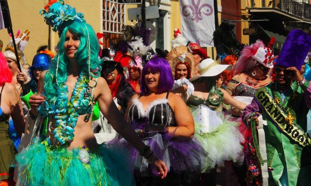 Mardi Gras in New Orleans: Let The Good Times Roll