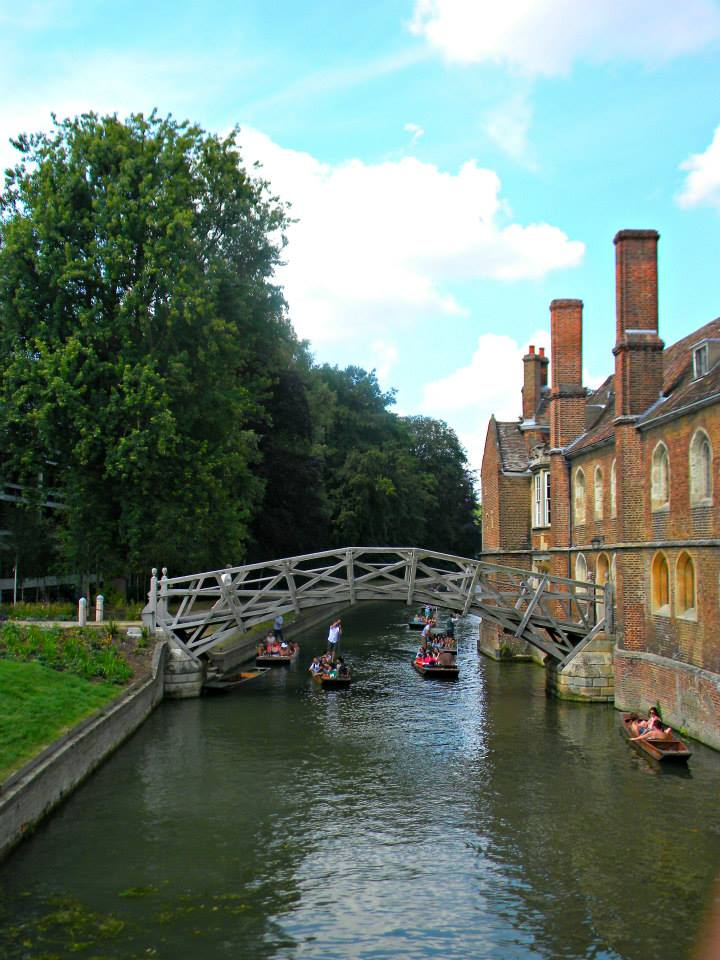 An Afternoon in Cambridge, UK #travel #cambridge #uk #thingstodo #cambridgeuniversity #puntingincambridge #weekendgetaway #daytripfromlondon