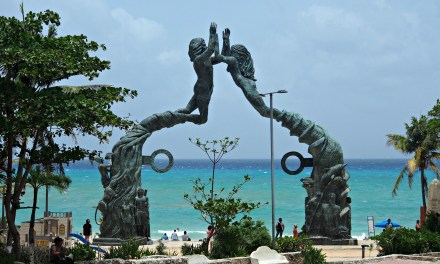 #TravelTuesday – The Colors of Cozumel Island & Playa Del Carmen, Mexico