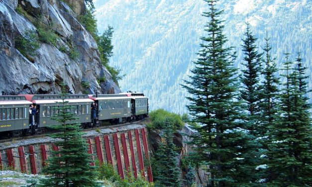 Alaska Cruise: Seeing Alaska's Beauty By Train On The White Pass & Yukon Rail