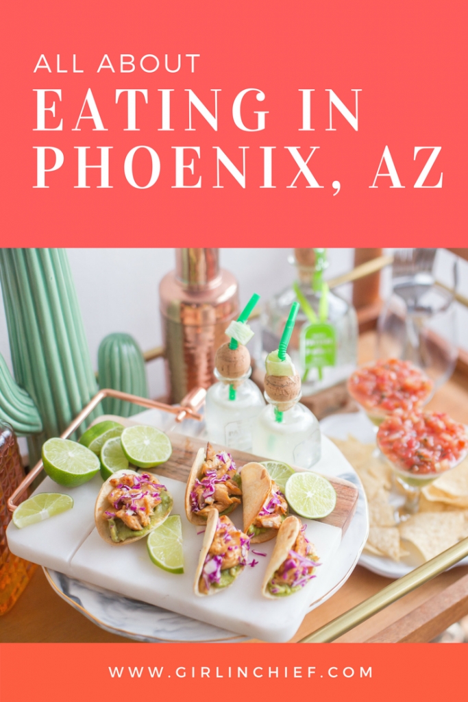 What and Where to Eat in Phoenix, Arizona